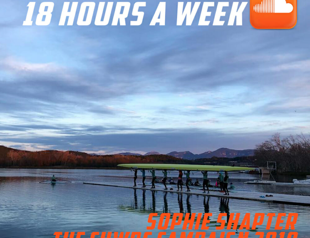 Rowing Podcast Episode 6 – Training Camp