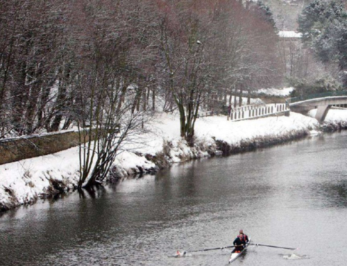 Winter rowing: an essential checklist for rowing in cold weather