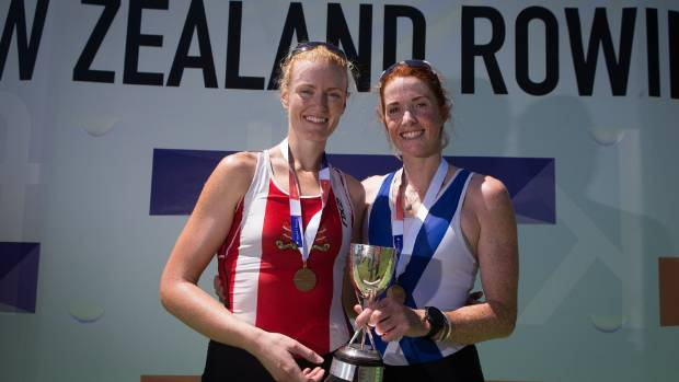 1518751481669 - Double gold for Robbie Manson at New Zealand Rowing Championships