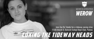 Coxing the Tideway with Zoe De Toledo