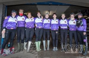 UL women's first crew