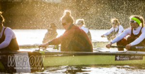 Aly Vogelzang of Brookes Rowing