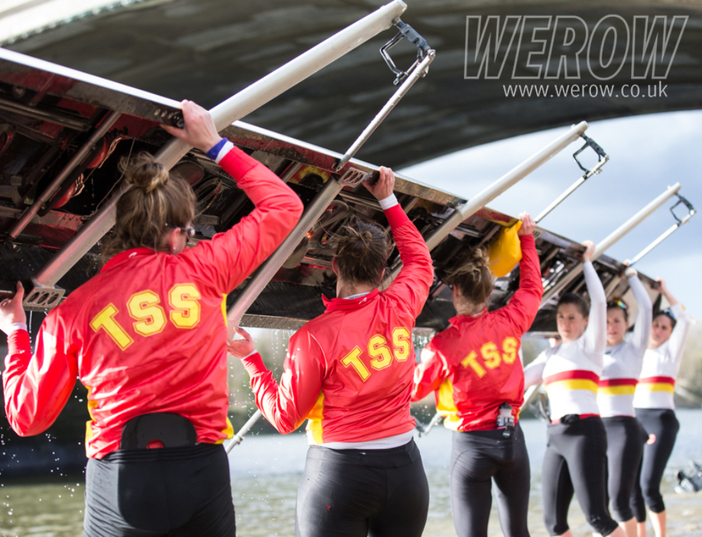 Kieran Clark and the rise of the Tideway Scullers School women's squad
