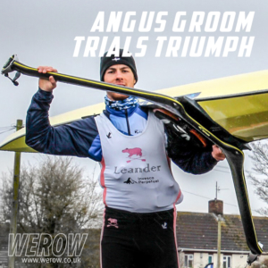 Angus Groom finds form at the GB third assessment