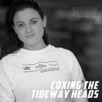 Zoe de Toledo coxing the Tideway Heads