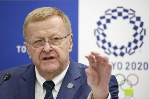 International Olympic Committee Vice President John Coates