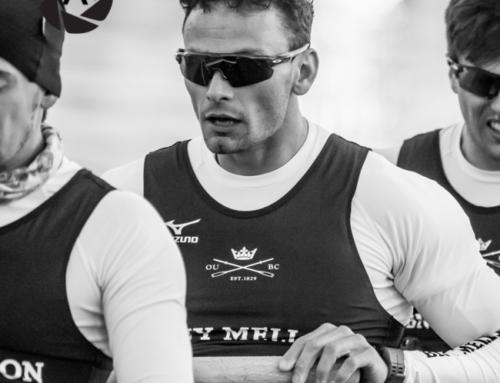Josh Bugajski is grateful to Oxford coach Sean Bowden despite missing Boat Race