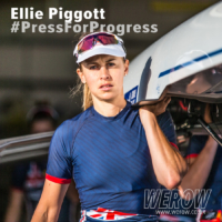 Ellie Piggott #pressforprogress