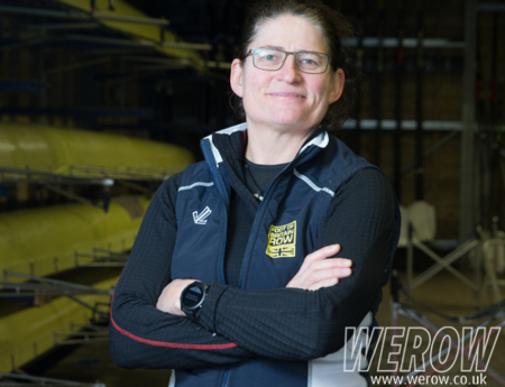 Guin Batten at the helm of the largest women's rowing event in the world – WEHoRR