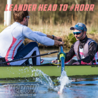 Leander head to HORR WEROW - Leander ambitions frustrated by crew selection before Tideway heads