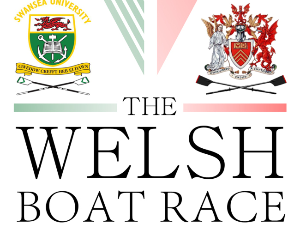 Welsh Boat Race 2018 arrives in Swansea