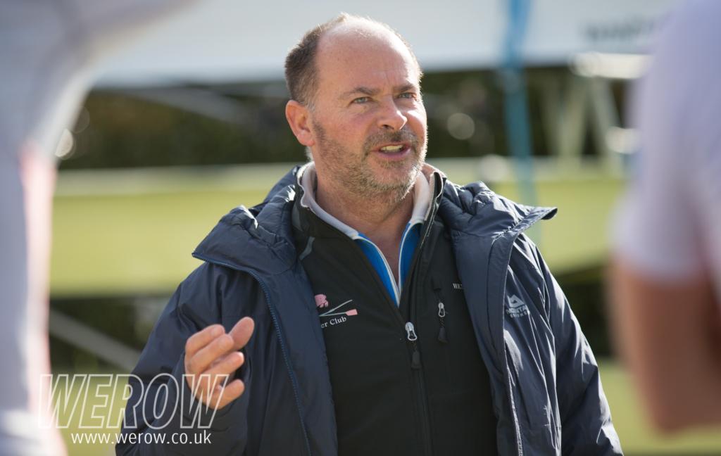 Mark Banks at Leander Club