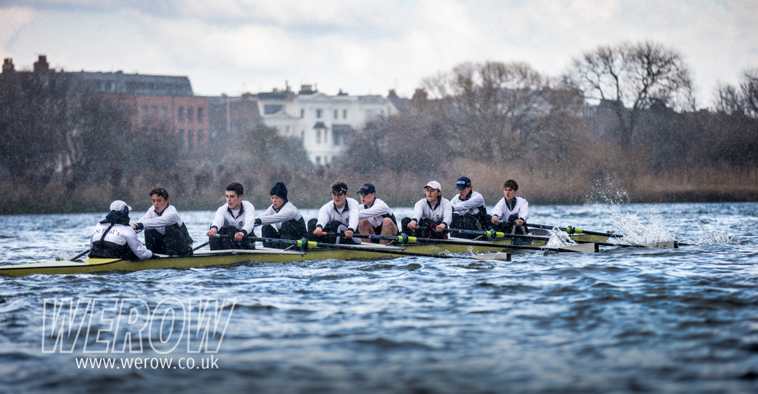 WEROW Str Pauls Schools rowing Bobby Thatcher 2 - Bobby Thatcher and the rise of junior rowing at St Paul's School