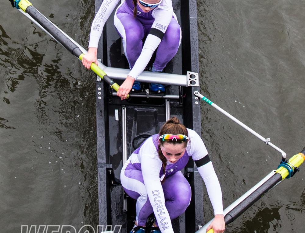 Racing images from the Women's Eights Head of the River Race WEHoRR