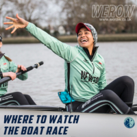 Where to watch the Oxford & Cambridge Boat Race