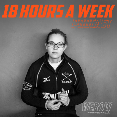 Sophie Shapter rowing podcast 18 hours a week