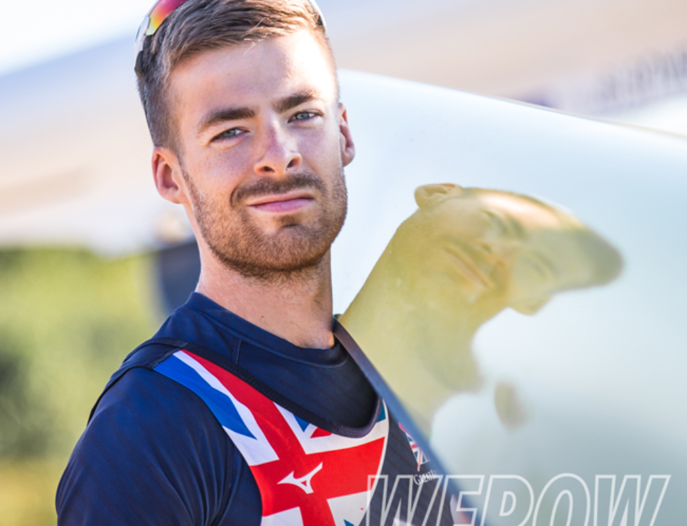Former World Champion, Joel Cassells, calls time on the GB rowing squad