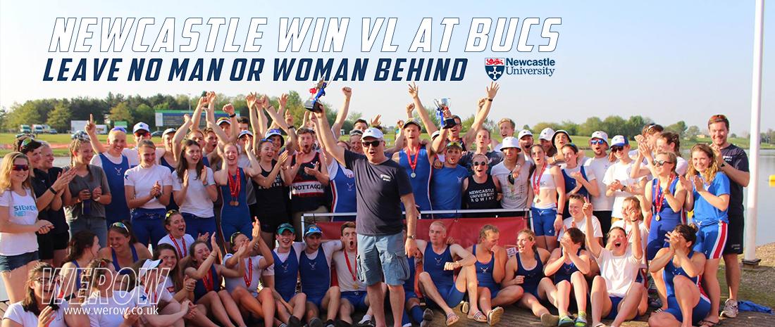 Newcastle,University-Boat-Club-win-VL-at-BUCS-Regatta - WEROW