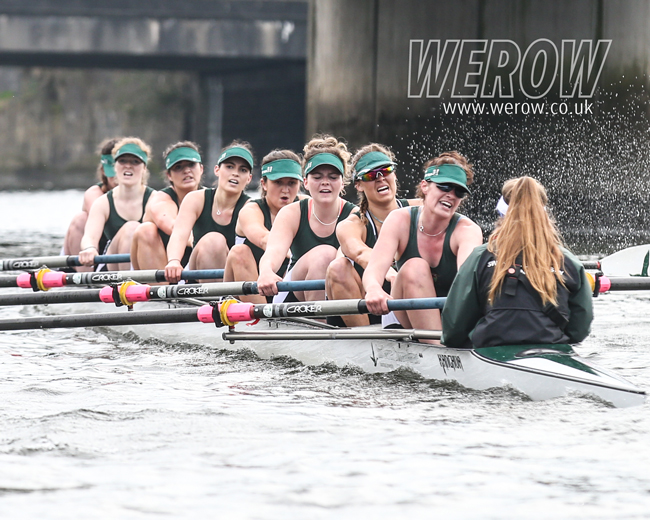 The Welsh Boat Race - Swansea University Boat Club