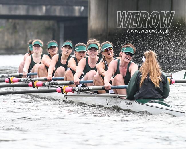 The Welsh Boat Race - Swansea University Boat Club
