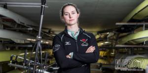 Thea Zabell at London Rowing Club Image:Angus Thomas