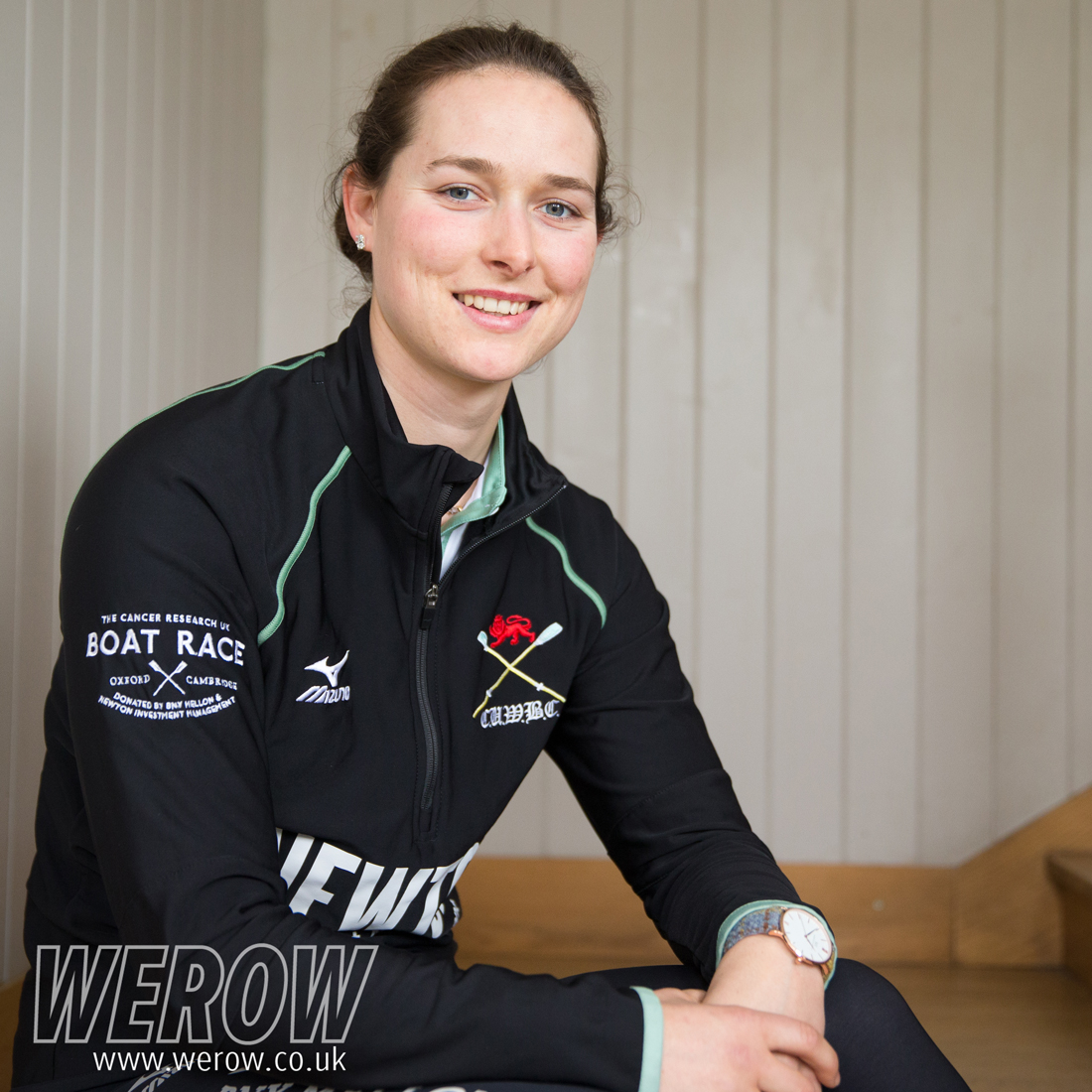 Thea Zabell of CUWBC at Thames Rowing Club - Image: Angus Thomas