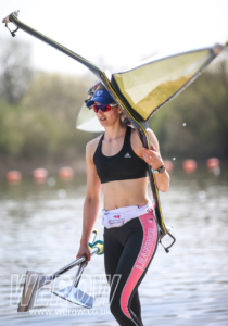 Victoria Thornley at GB Rowing Trials 2018