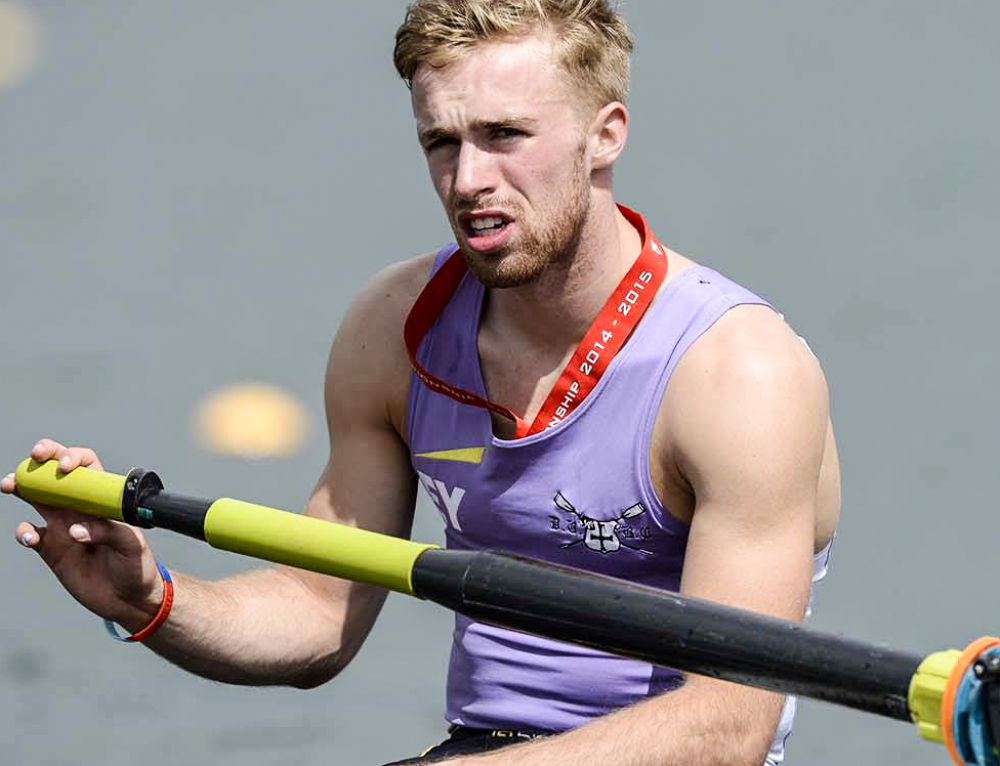 Durham University Boat Club comes together for Finn Abberton