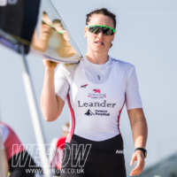 Karen Bennett is rowing ambassador for Glasgow 2018