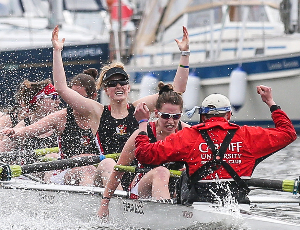 The Welsh Boat Race images 2018