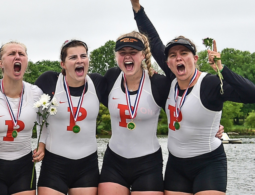Hannah Scott: Ivy League winner gives her top tips for National Schools Regatta