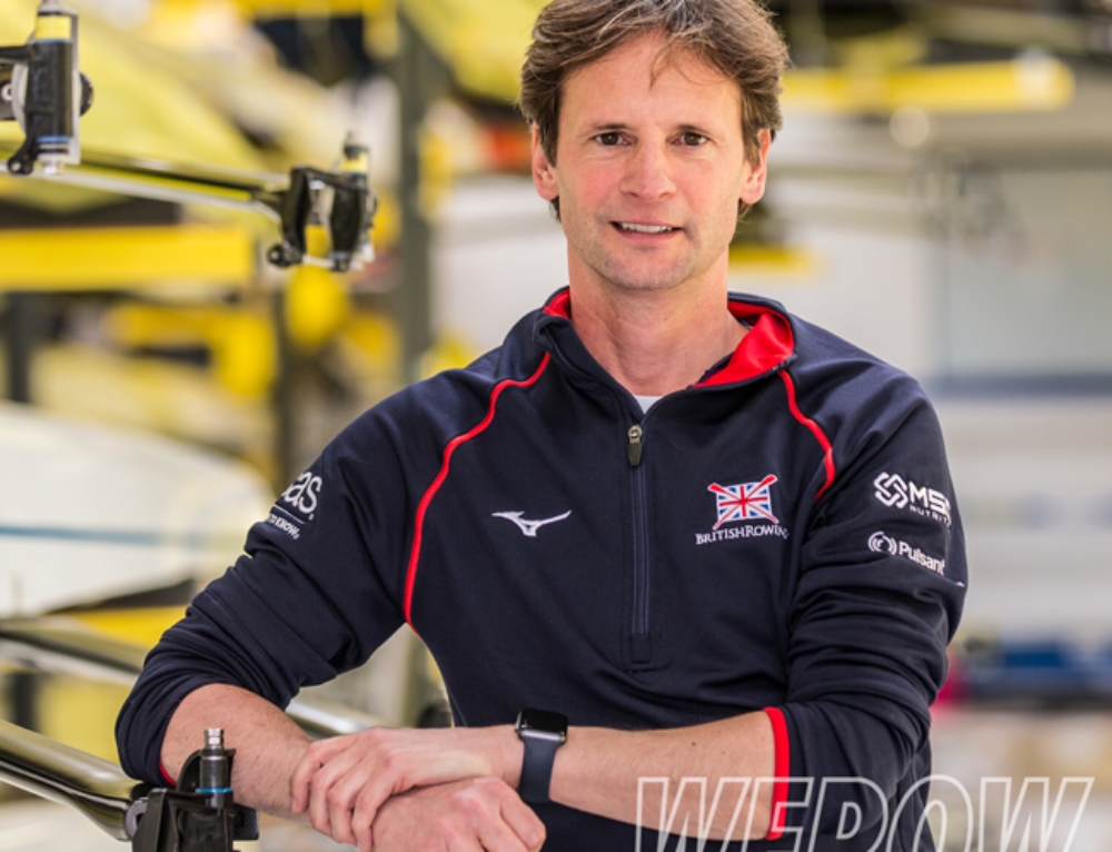The new chair of British Rowing, Mark Davies is aiming to improve trust in the NGB