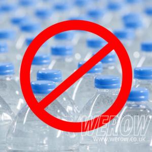 No single use plastics at NSR