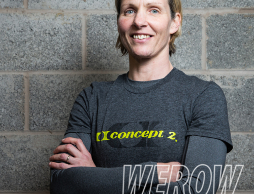 Feeling the 2k on the erg – before and after with Sarah Gibbs