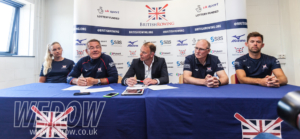 British Rowing press day for World Rowing Cup 1