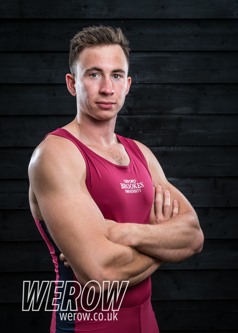 Morgan Bolding of Oxford Brookes University Boat Club