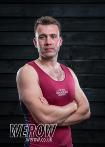 Matt Hnatiw of Oxford Brookes University Boat Club