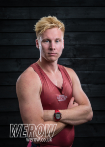 Henry Swarbrick of Oxford Brookes University Boat Club
