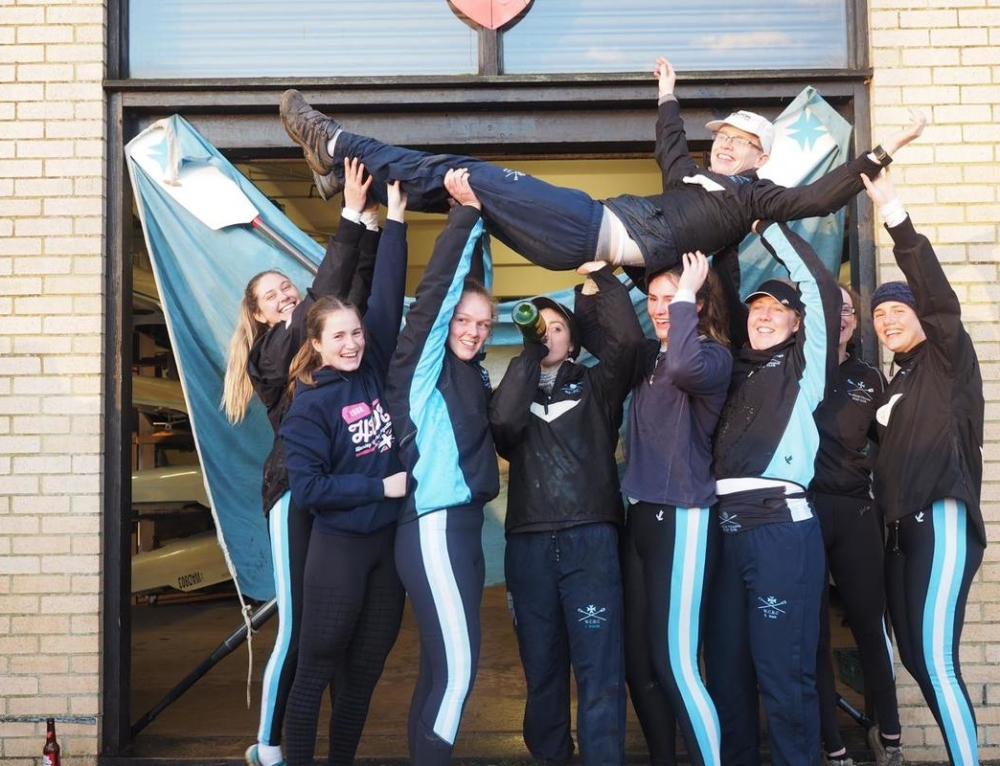 """Rowing On"" kicks off Summer Eights at Oxford University next week"