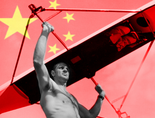 Redgrave takes on high performance director role for Chinese Rowing Association