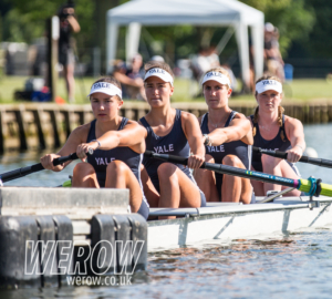 Yale at Henley Women's Regatta 2018
