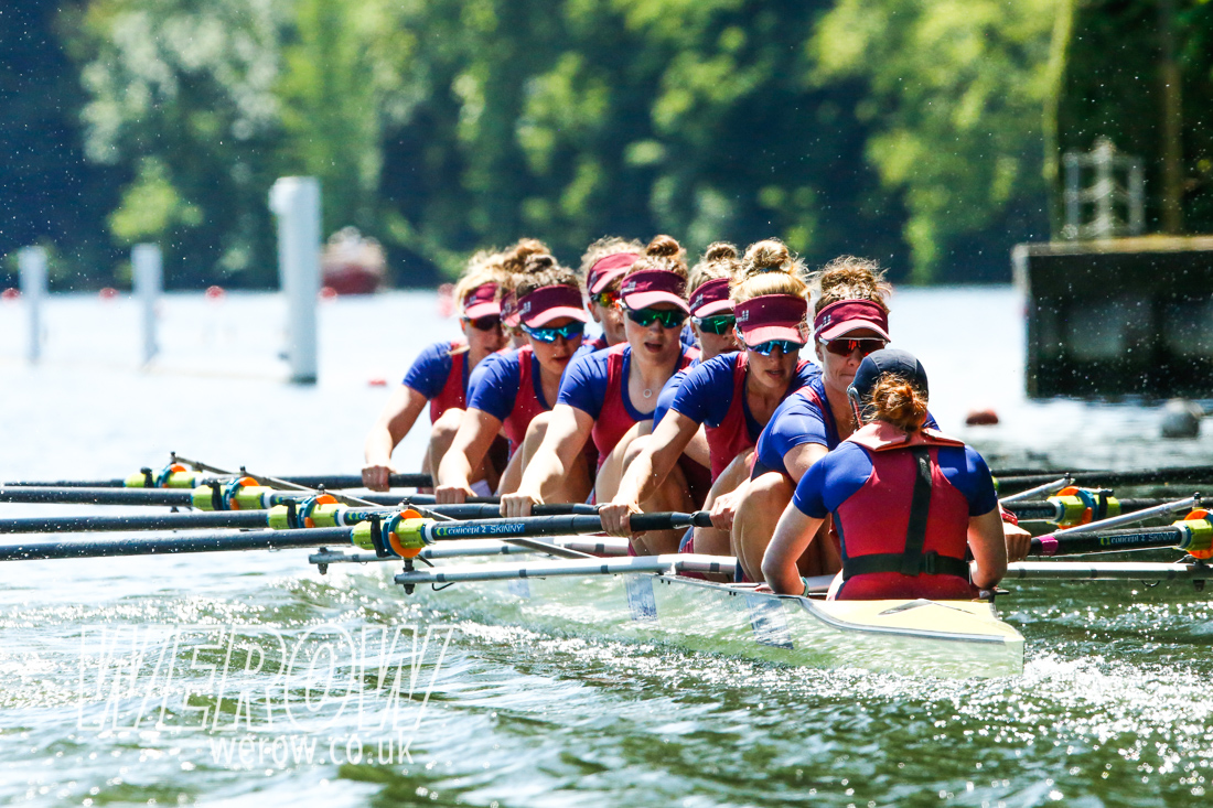 Henley Womens Regatta 6444 - Henley Women's Regatta gets underway