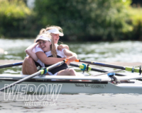 Molessey WEROW 4 - Henley Women's Regatta - Sunday finals