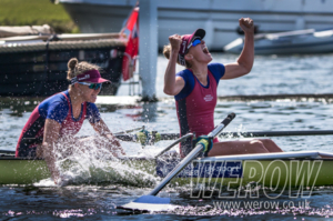Oxford Brookes celebrate winning Aspirational 8s at Henley Womens Regatta 2018  300x199 - Oxford-Brookes-celebrate-winning-Aspirational-8's-at-Henley-Women's-Regatta-2018_