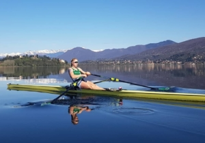 Sanita Puspure Rowing Ireland WEROW