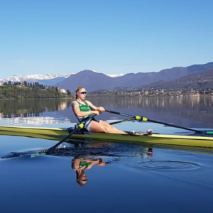 Sanita Puspure missing World Rowing Cup 1