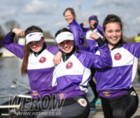 The rise of women's university rowing