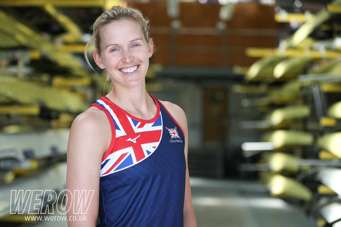 vick thornley sculler with british rowing werow 2 - Vicky Thornley ends her season early missing World Rowing Championships