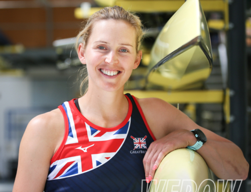 Vicky Thornley ends her season early missing World Rowing Championships