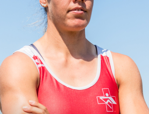 Jeannine Gmelin, World Champion sculler makes her Henley Royal Regatta debut